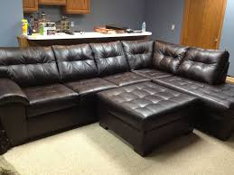 Big Leather Sofas 15 Photos Big Lots Leather Sofas