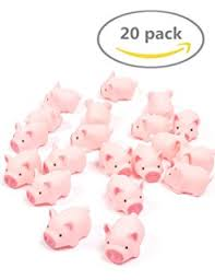 amazon toy kids pig noses costume package 12 toys