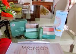 Satu Set Alat Make Up Wardah daftar harga alat make up wardah lengkap satu paket januari 2018