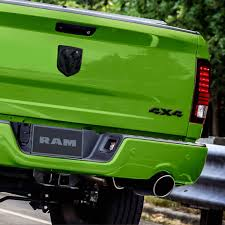 black and turquoise jeep 2017 ram 1500 sublime green limited edition truck
