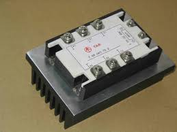 solid state relay wiring diagram components