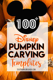 happy halloween cover photos disney pumpkin carving ideas disneyside