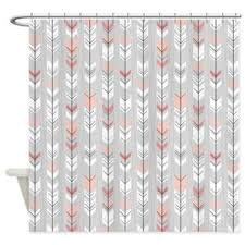 Gray And Teal Shower Curtain 0 Peach Colored Shower Curtain For Goodly Best Shower Curtains