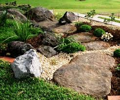boulder landscaping ideas landscape rock boulders and making