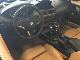 650i convertible with a manual transmission bmw