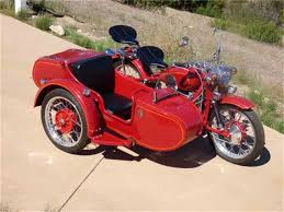 bmw vintage motorcycle three wheelers are popular but vintage motorcycles with sidecars