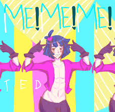 Me Me Me Male Version - me me me teddyloid by riiahime on deviantart