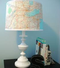How To Make A Lamp Shade Chandelier 30 Diy Lampshades That Will Light Up Your Life Brit Co