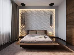 Schlafzimmer Ideen Wandgestaltung Grau Haus Renovierung Mit Modernem Innenarchitektur Kühles Wandfarbe