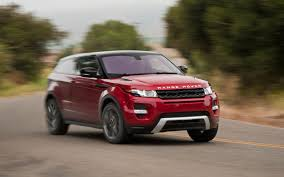 2012 land rover range rover evoque first test truck trend