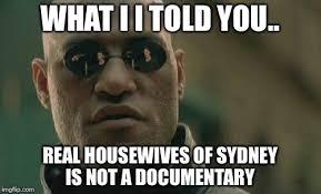 Sydney Meme - matrix morpheus meme imgflip
