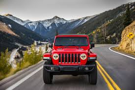 rally jeep wrangler jeep u0027s new 2018 wrangler is exactly what the off roading fans