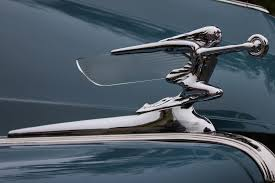 1939 packard goddess with glass wing ornament flickr