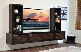 floating wall mounted tv stand cabinet sequimsewingcenter com
