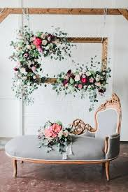 wedding backdrop ideas vintage wedding backdrop decoration chic vintage floral photo booths