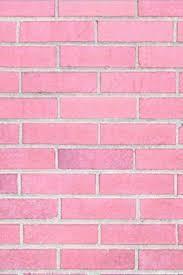Pink Brick Wall Você Gostaria De Ter Um Ambiente Assim Mas Está Sem Grana Para
