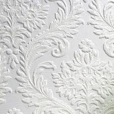 amusing paintable damask textured wallpaper 33 for your home