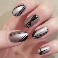 geometric nail design image collections nail art designs