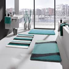 Teal Bath Rugs Bathroom Beautiful Teal Large Bath Rugs For Luxury Bathroom Floor