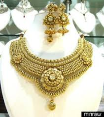 Buy Dazzling Kundan Set In Buy Dazzling Kundan Set In White And Red With Pearls Necklace Set