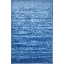 Blue Wave Rug Royal Blue Area Rug Fine Blue Area Rugs 5x7 L Throughout Simple