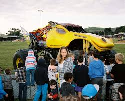 monster truck show in dc small towns big trucks rev head family bonding in country