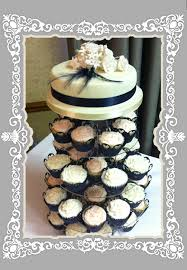 Bespoke Cakes Budget Wedding Cakes East Midlands The Budget Bride Company