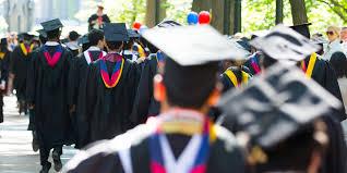 graduation apparel history of academic regalia of pennsylvania