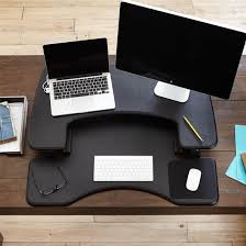 sit and stand desk converter varidesk pro plus 36 sit stand desk converter