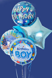 birthday balloons for him amazingballoons co uk balloon in a box gifts toys