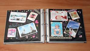 diy wedding albums baby photo album large scrapbook kit for baby lover diy wedding