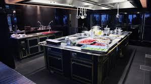 restaurant kitchen furniture restaurant kitchen stock footage