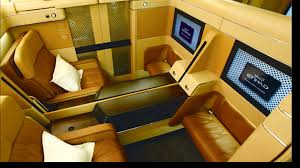 Etihad First Apartment Etihad First Class Cabin Review Youtube