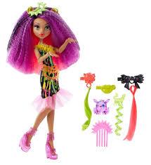 monster high clawdeen wolf halloween costume monster high electrified monstrous hair ghouls clawdeen wolf doll