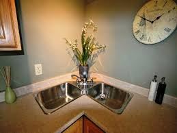 Corner Kitchen Cabinet Dimensions Best Corner Kitchen Sink Ideas U2014 Luxury Homes