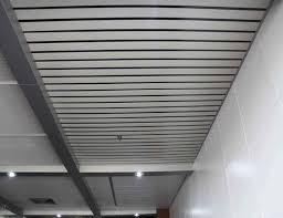 controsoffitto alluminio controsoffitto in alluminio a doghe c shanhe aluminum