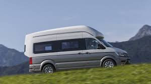 volkswagen crafter back 2018 volkswagen crafter california xxl concept best camper van