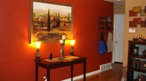 what color goes with orange walls 12 images and ideas burnt orange paint colors walls homes
