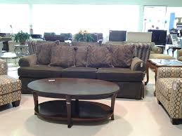 Bernhardt Sofa Reviews by Furniture Ovale Wod Table With Dark Bernhardt Sofa And Dark