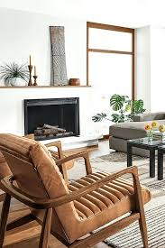 Leather Accent Chairs For Living Room Modern Living Room Accent Chairs Wonderful Peachy Design Living