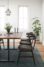 Leather Dining Room Arm Chairs 189 Best Sit Stay Eat Modern Dining Images On Pinterest Eat