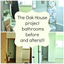 Bathroom Before And After by Complete Budget Bathroom Renovations With Befores And Afters