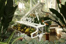Washington world travel images Usa washington d c dc a grand piano filled with flowers jpg