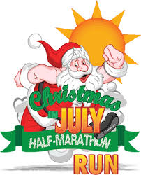 christmas in july christmas in july run