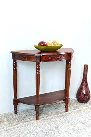 white half moon table hall table furniture white half moon table grand hand carved