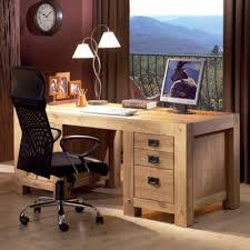 bureau en bois massif découvrez nos bureaux en bois massif design ou rustique