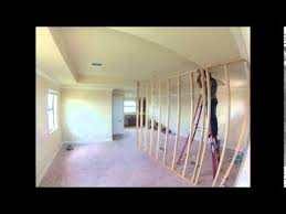 How To Build An Interior Wall Interior Wall Build Youtube