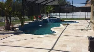 Pools For Backyards by Tampa Pool Builders Olympus Pools Gallery