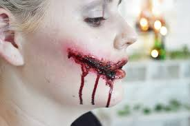 diy halloween special effects makeup tutorial a life with frills