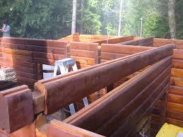 home plans log cabin kits oregon pan abode homes log and